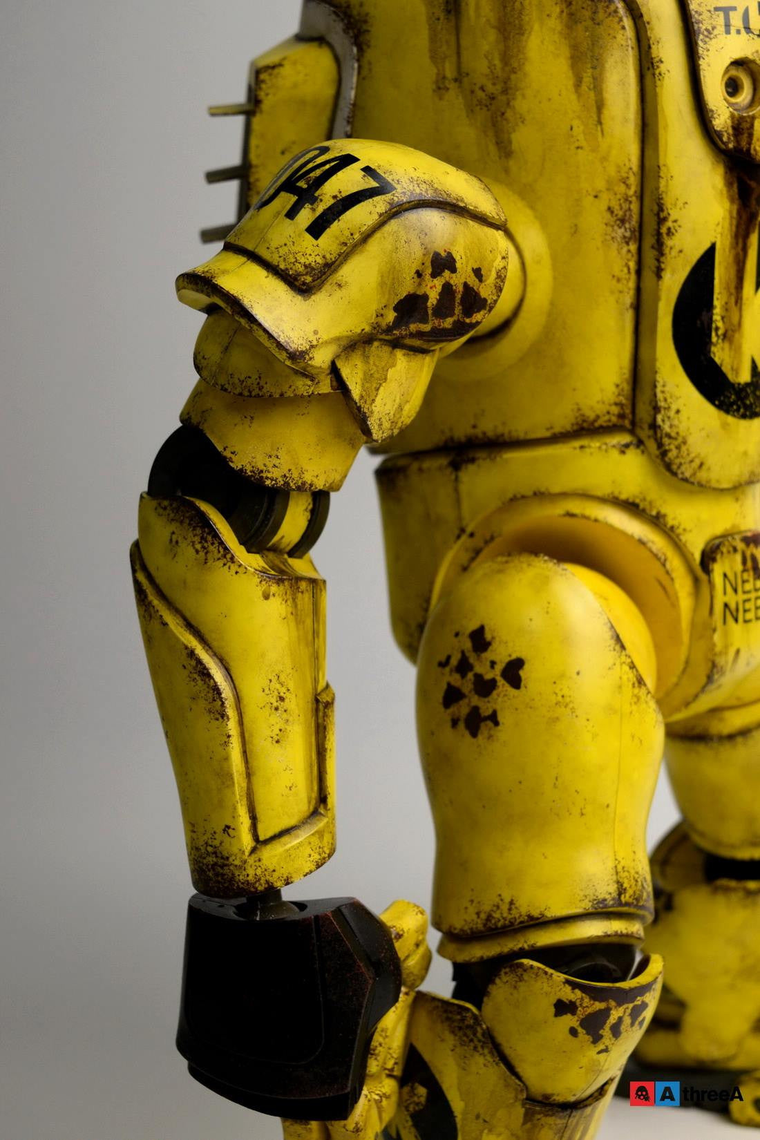 ThreeA - Evenfall - 1/6 T.O.T.E.M Thug Pugillo - K Striker-047 (Yellow) - Marvelous Toys - 5