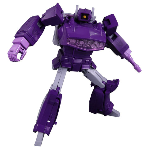 TakaraTomy - Transformers Masterpiece - MP-29+ - Shockwave (Destron Laserwave)