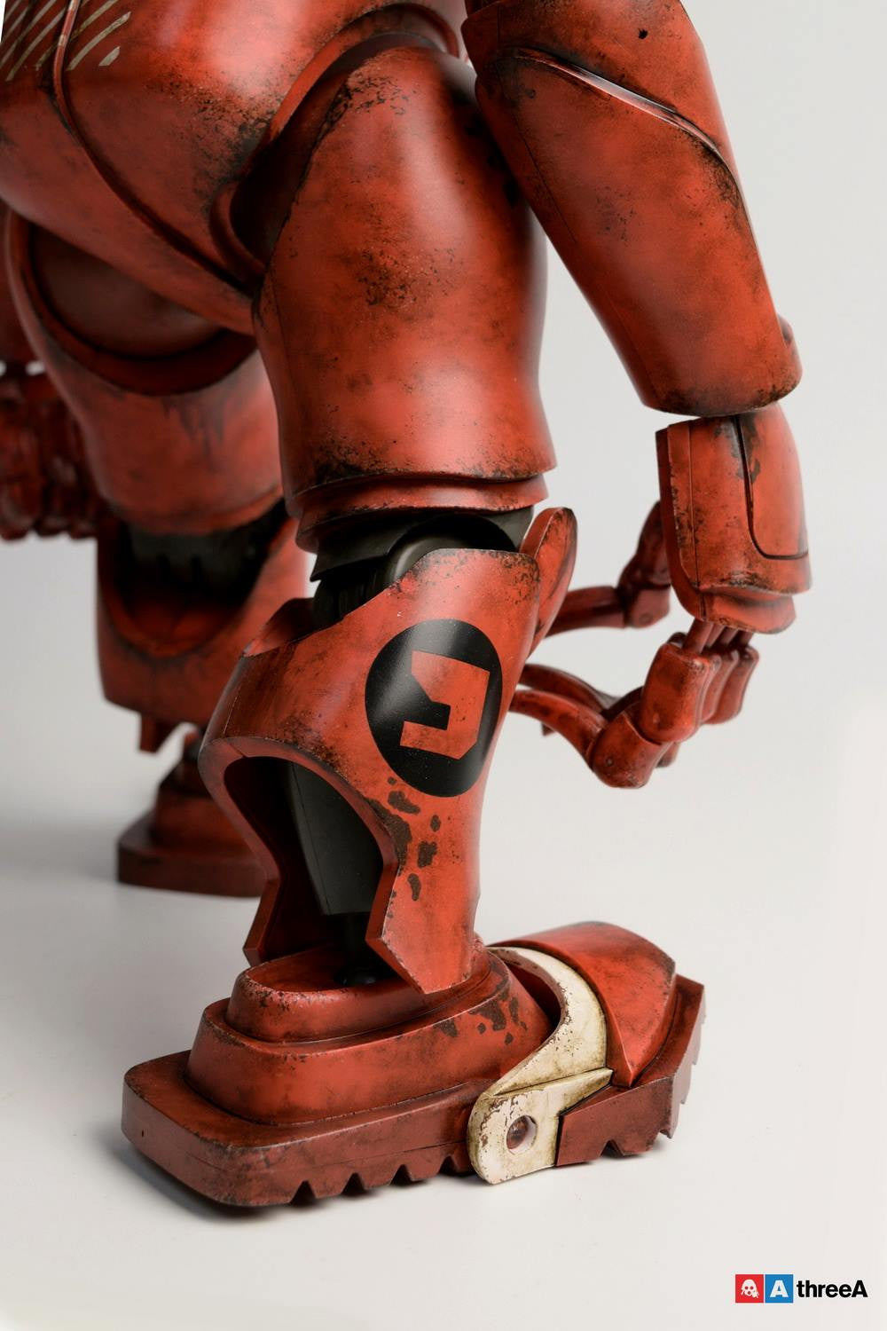 ThreeA - Evenfall - 1/6 T.O.T.E.M Thug Pugillo - Hazard Op (Red) - Marvelous Toys - 9