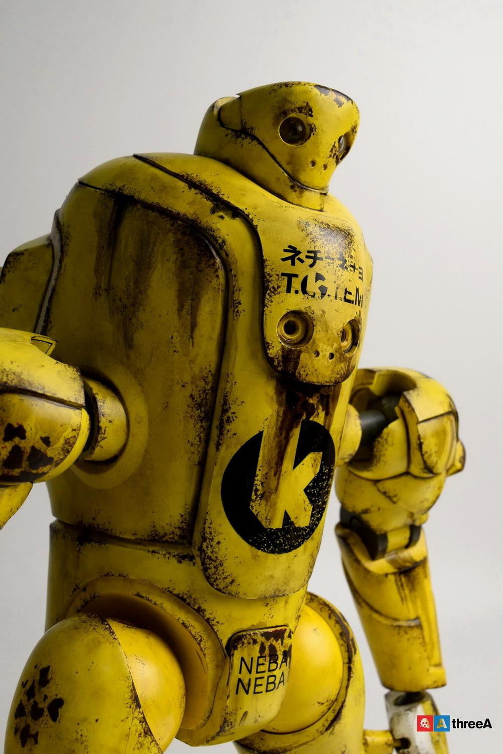 ThreeA - Evenfall - 1/6 T.O.T.E.M Thug Pugillo - K Striker-047 (Yellow) - Marvelous Toys - 6