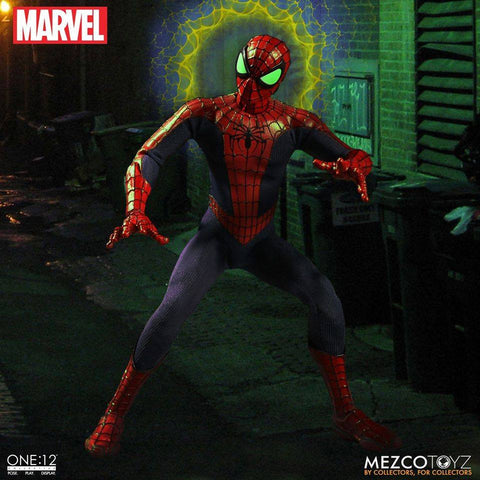 Mezco - One:12 Collective - Spider-Man - Marvelous Toys - 2