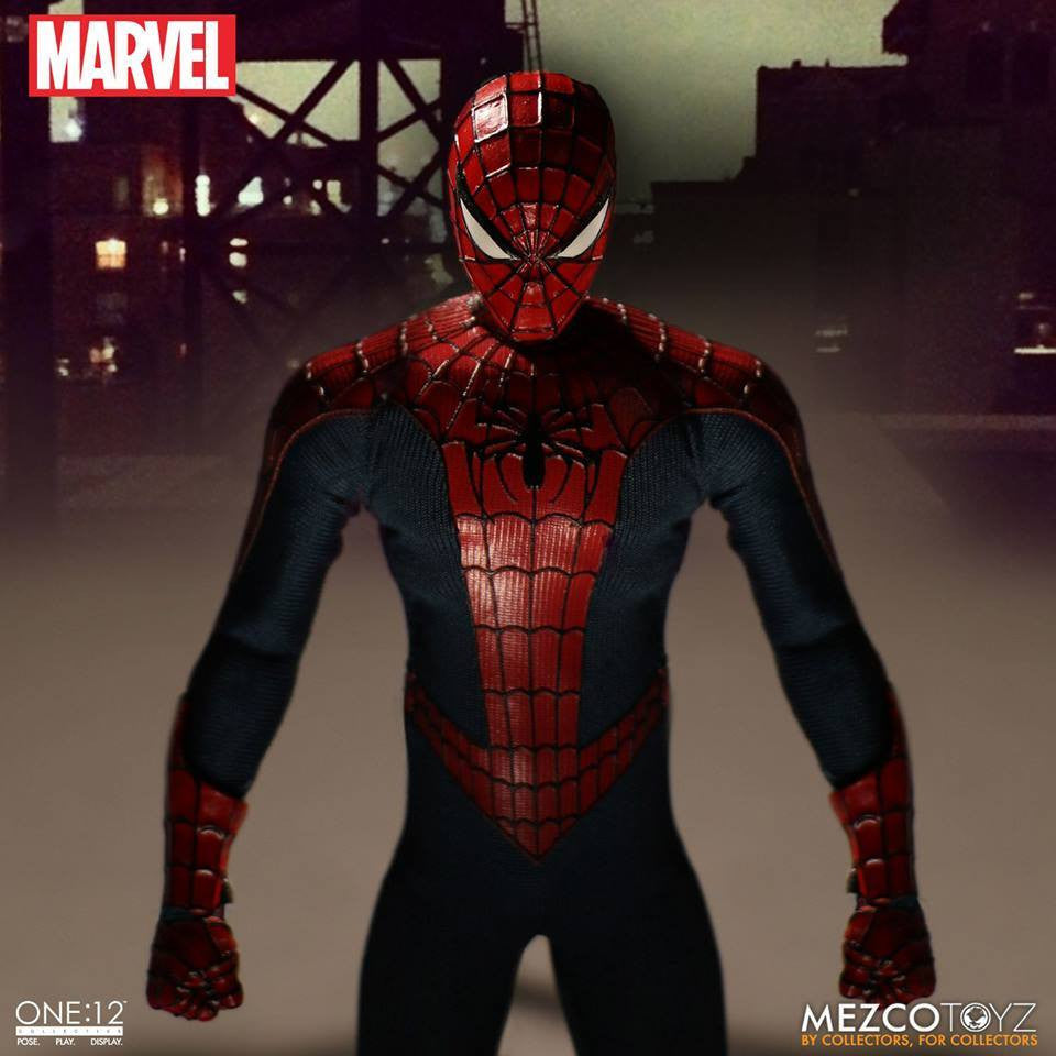 Mezco - One:12 Collective - Spider-Man - Marvelous Toys - 3