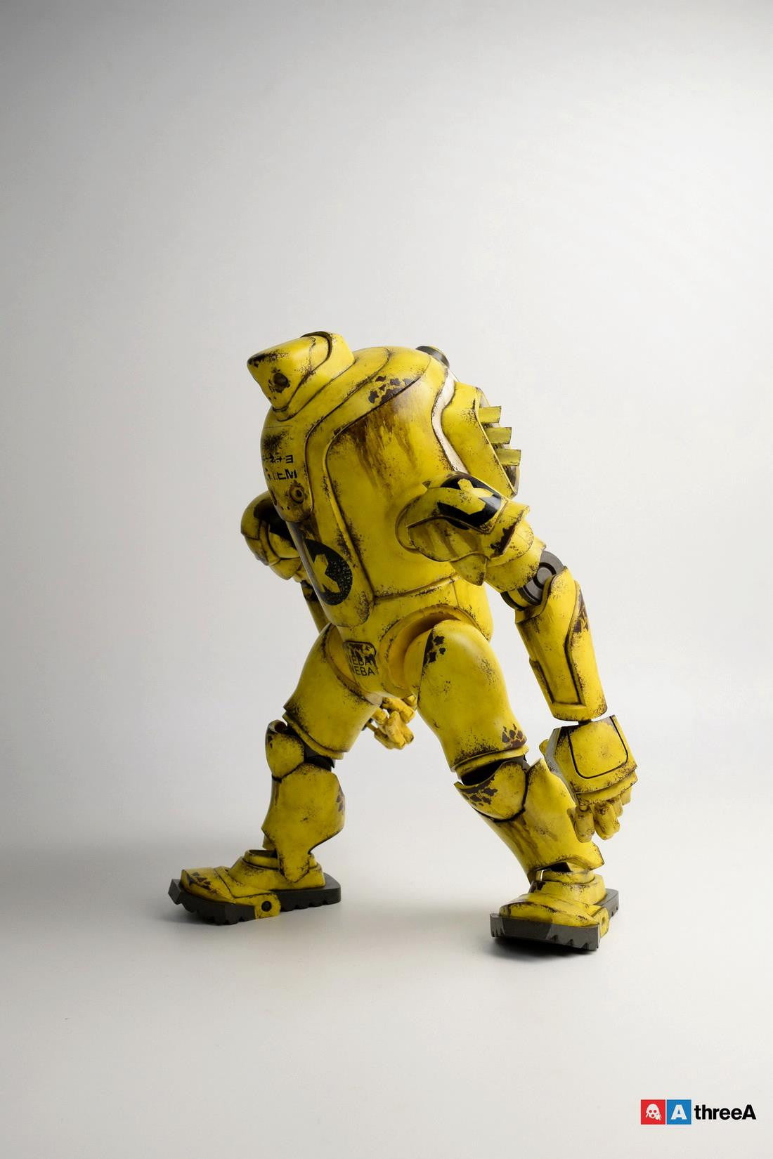 ThreeA - Evenfall - 1/6 T.O.T.E.M Thug Pugillo - K Striker-047 (Yellow) - Marvelous Toys - 8