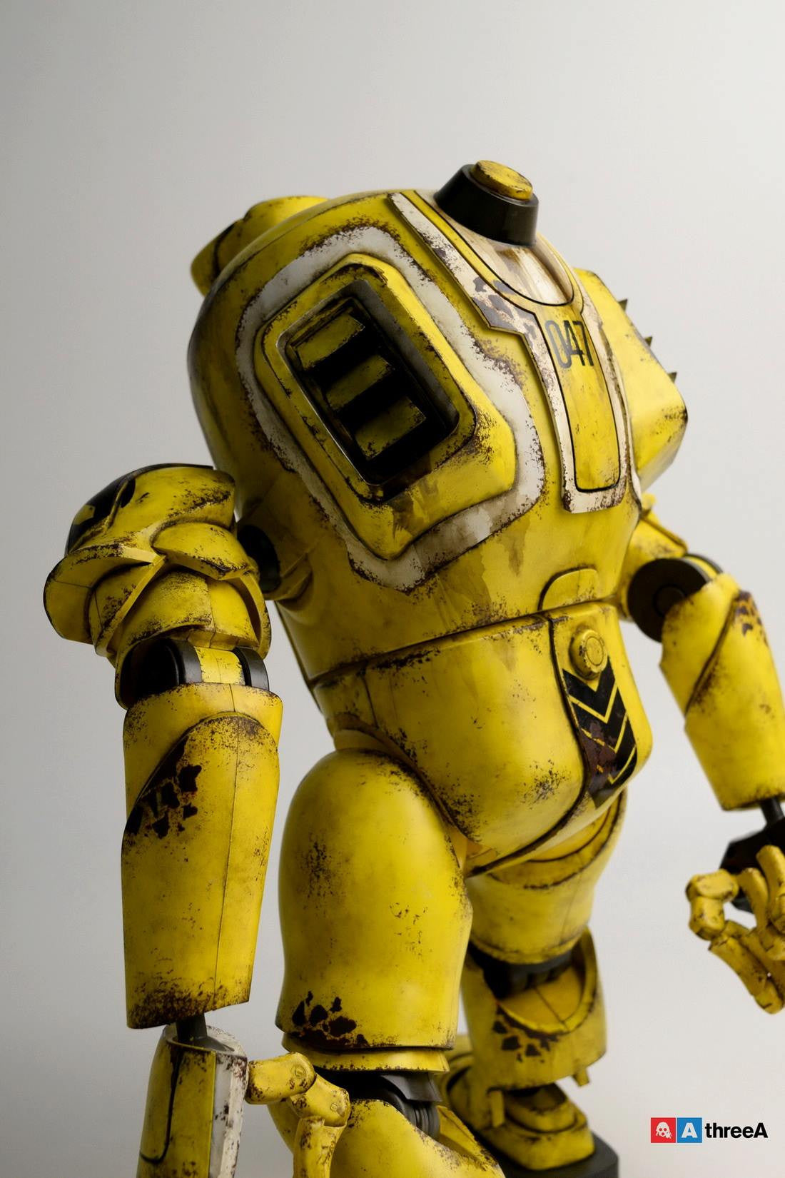 ThreeA - Evenfall - 1/6 T.O.T.E.M Thug Pugillo - K Striker-047 (Yellow) - Marvelous Toys - 10