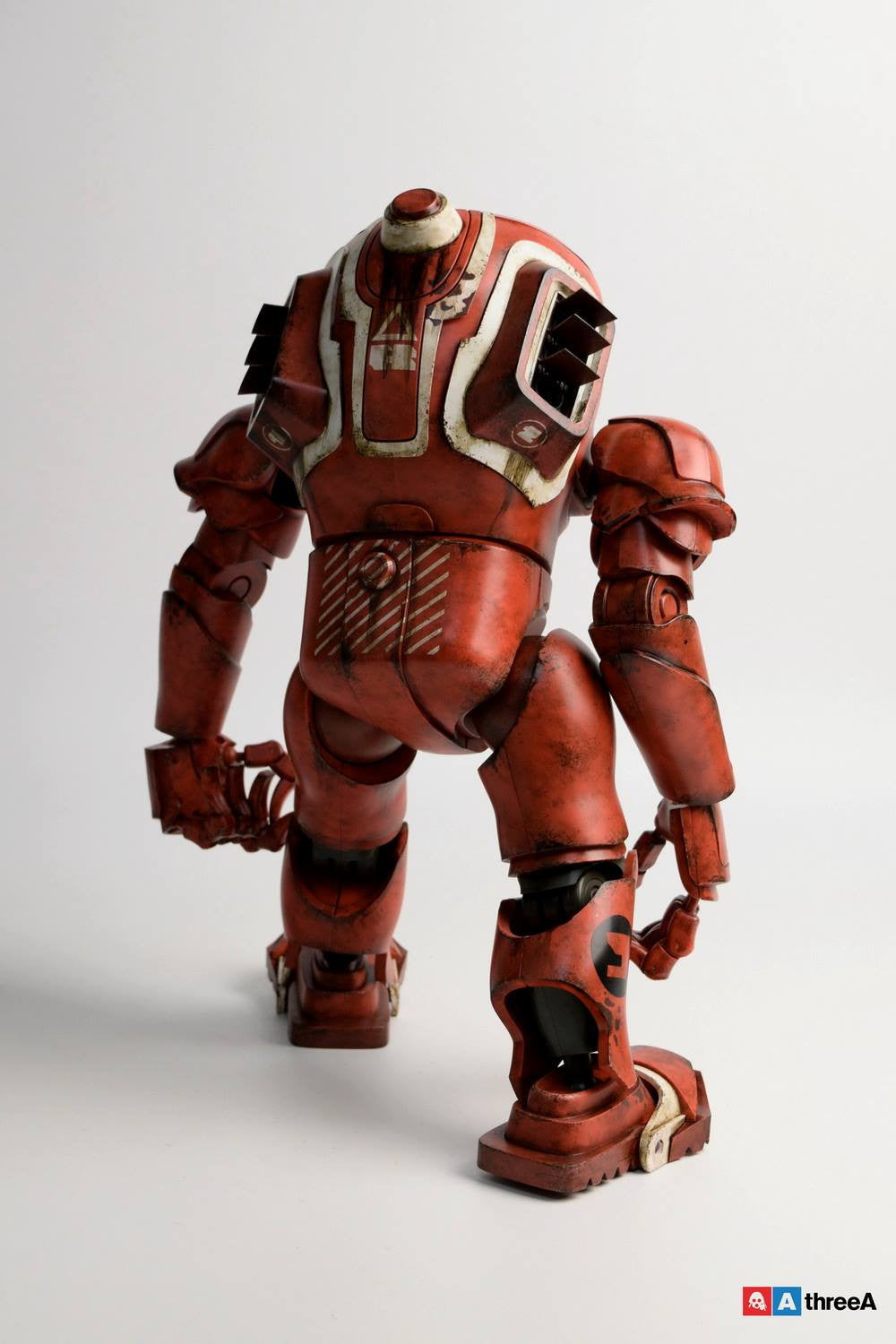 ThreeA - Evenfall - 1/6 T.O.T.E.M Thug Pugillo - Hazard Op (Red) - Marvelous Toys - 12