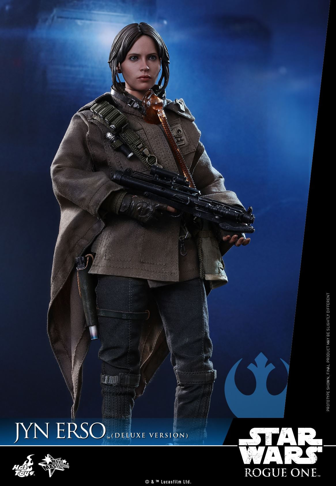 Hot Toys - MMS405 - Rogue One - A Star Wars Story - Jyn Erso (Deluxe Version) - Marvelous Toys - 6