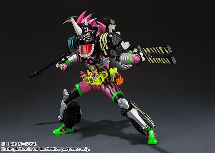 S.H.Figuarts - Masked Rider - Kamen Rider Ex-Aid Hunter Action Gamer Level 5