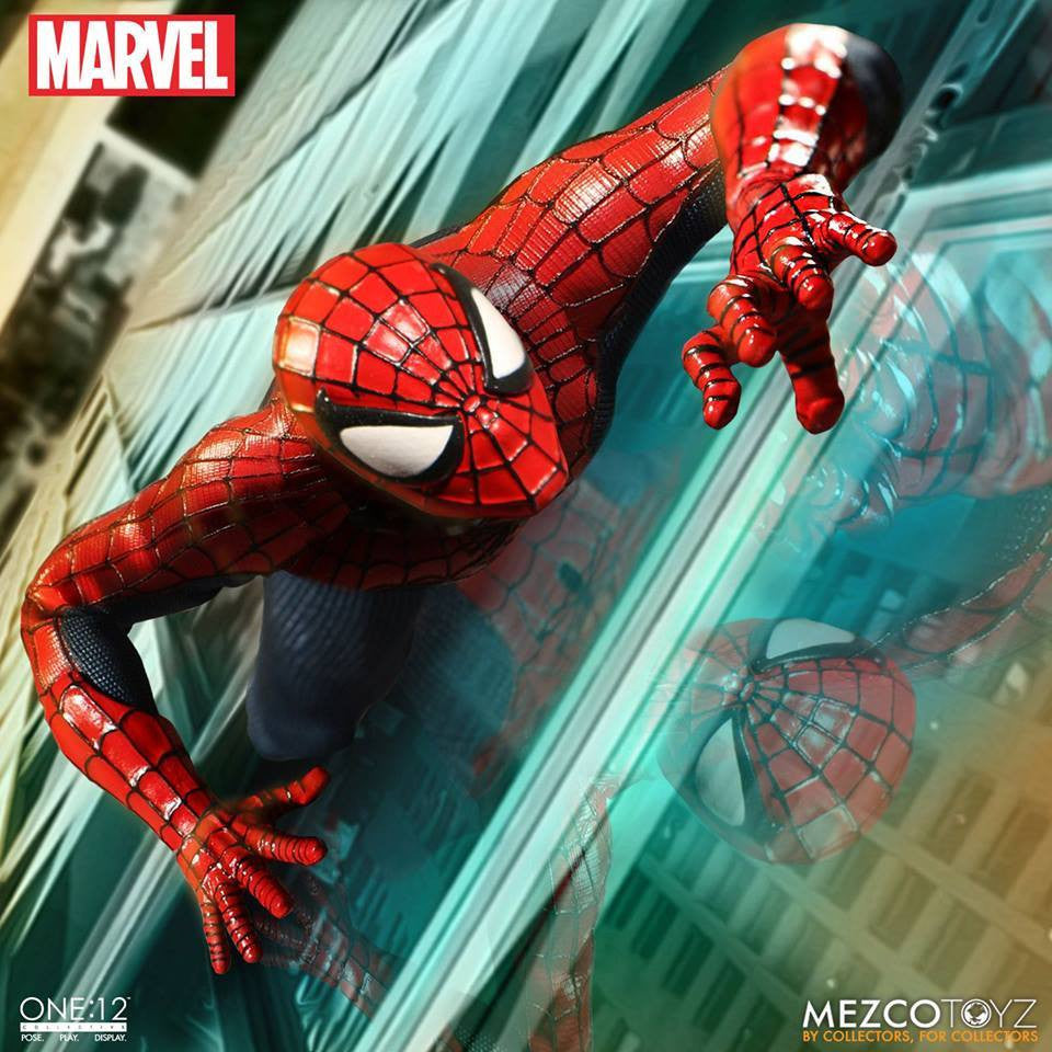 Mezco - One:12 Collective - Spider-Man - Marvelous Toys - 5