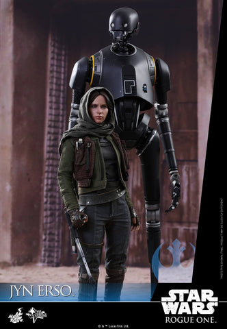 Hot Toys - MMS404 - Rogue One - A Star Wars Story - Jyn Erso - Marvelous Toys - 2