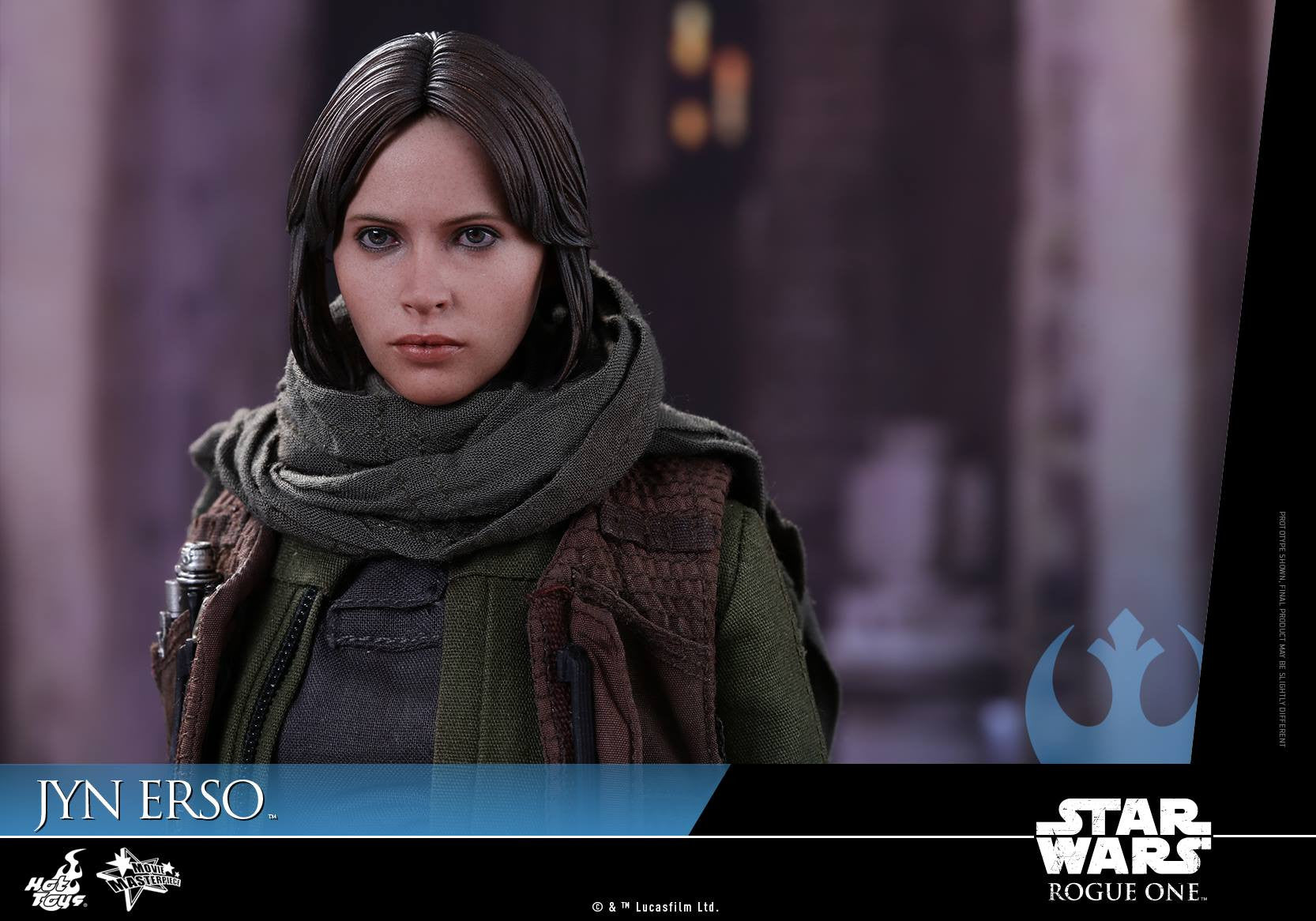 Hot Toys - MMS404 - Rogue One - A Star Wars Story - Jyn Erso - Marvelous Toys - 6