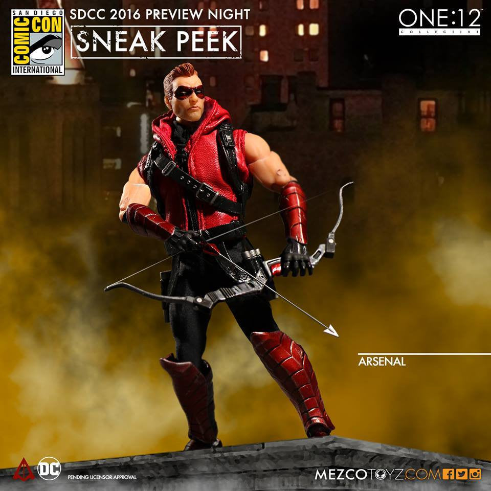 Mezco - One:12 Collective - Arsenal (PX Previews Exclusive) - Marvelous Toys - 1