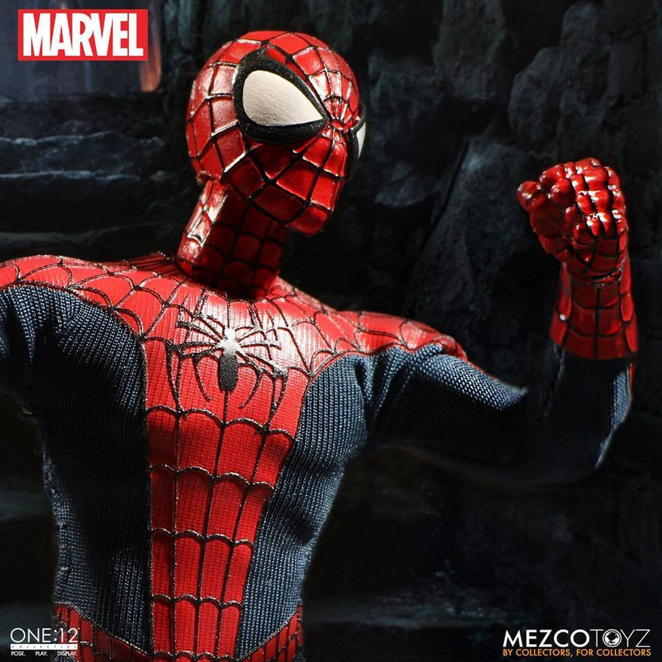 Mezco - One:12 Collective - Spider-Man - Marvelous Toys - 7