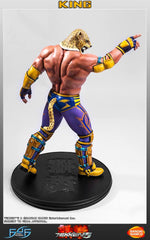 First 4 Figures - Tekken 5 - King - Marvelous Toys - 3