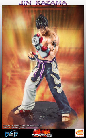 First 4 Figures - Tekken 5 - Jin Kazama - Marvelous Toys - 1