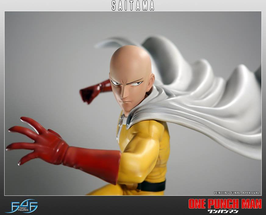 First 4 Figures - One-Punch Man - Saitama - Marvelous Toys - 4