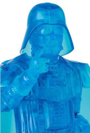 MAFEX No.030 - Star Wars - Darth Vader (Hologram Version) - Marvelous Toys - 5