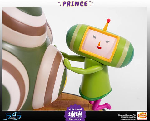 First 4 Figures - Katamari Damacy - Prince - Marvelous Toys - 2