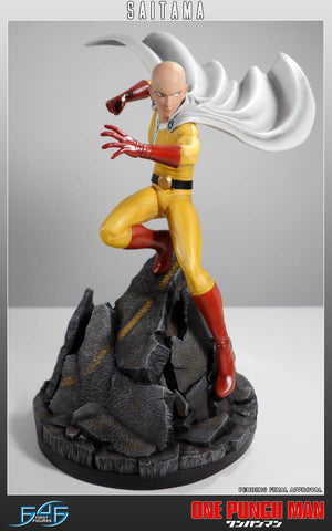 First 4 Figures - One-Punch Man - Saitama - Marvelous Toys - 1