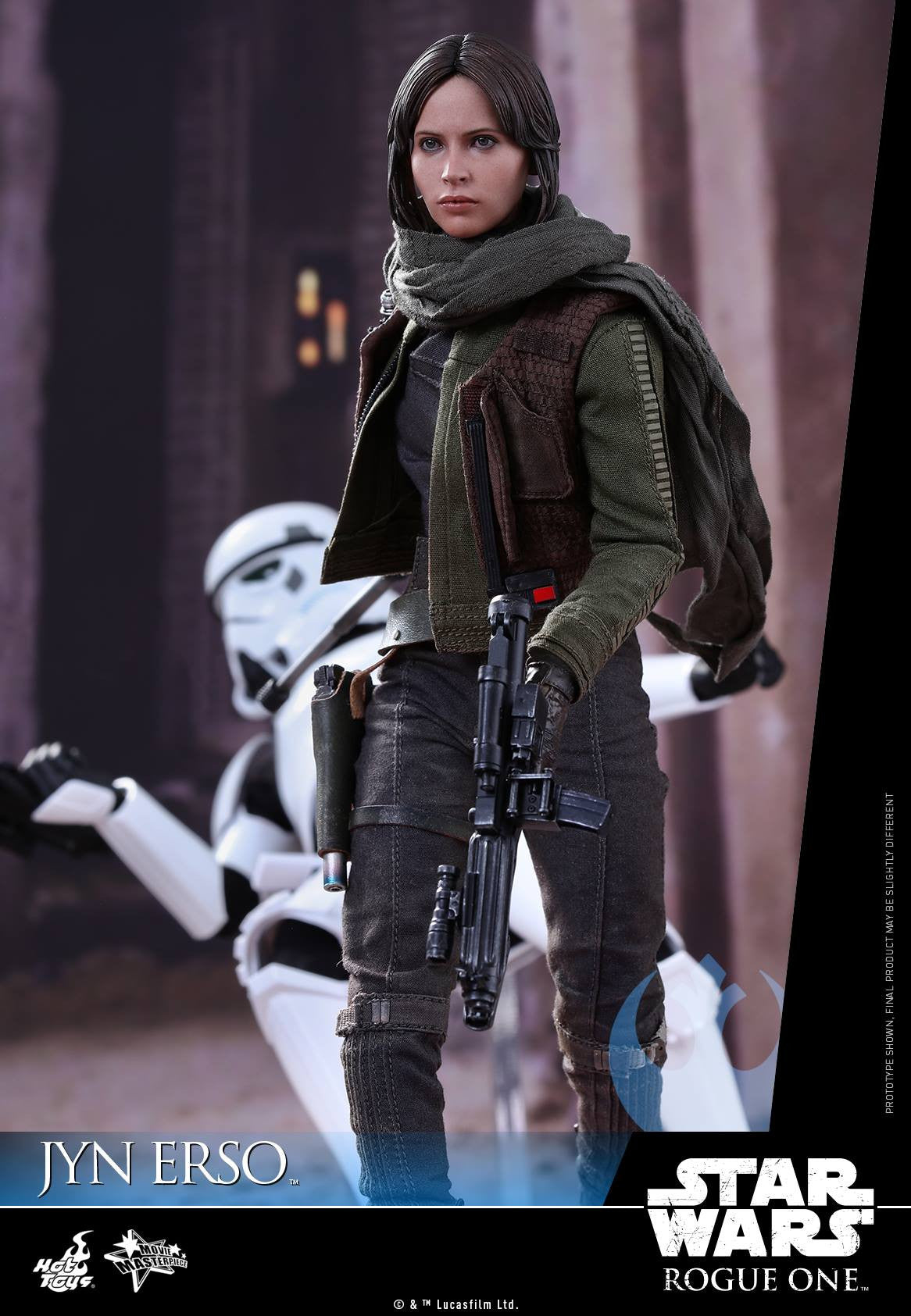 Hot Toys - MMS404 - Rogue One - A Star Wars Story - Jyn Erso - Marvelous Toys - 11
