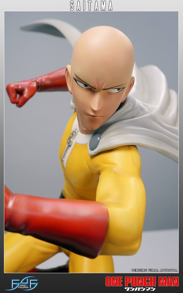 First 4 Figures - One-Punch Man - Saitama - Marvelous Toys - 7