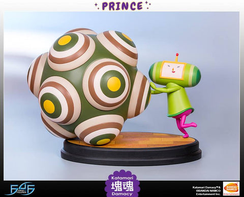 First 4 Figures - Katamari Damacy - Prince - Marvelous Toys - 1