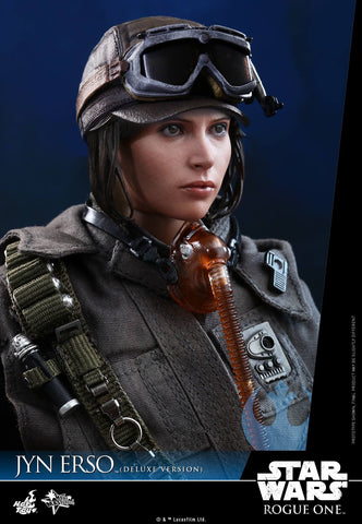 Hot Toys - MMS405 - Rogue One - A Star Wars Story - Jyn Erso (Deluxe Version) - Marvelous Toys - 2