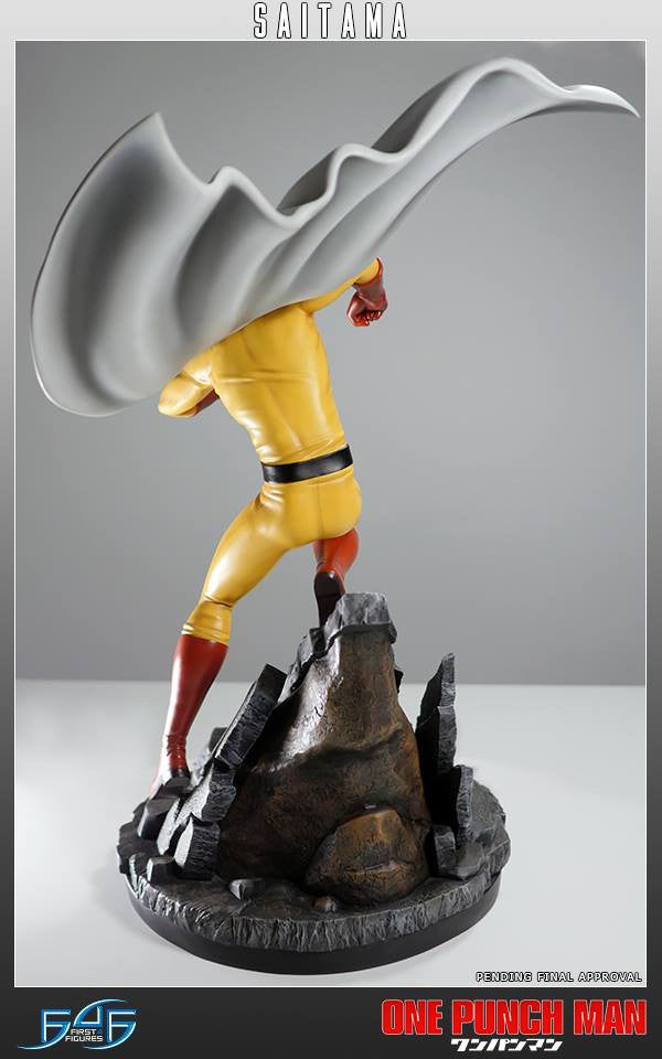First 4 Figures - One-Punch Man - Saitama - Marvelous Toys - 11