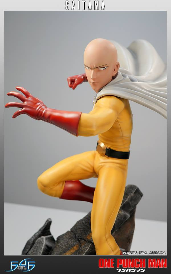 First 4 Figures - One-Punch Man - Saitama - Marvelous Toys - 12