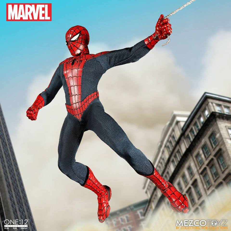 Mezco - One:12 Collective - Spider-Man - Marvelous Toys - 10