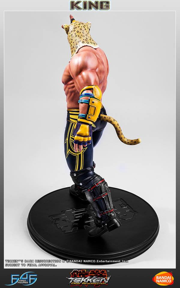 First 4 Figures - Tekken 5: Dark Resurrection - King - Marvelous Toys - 6