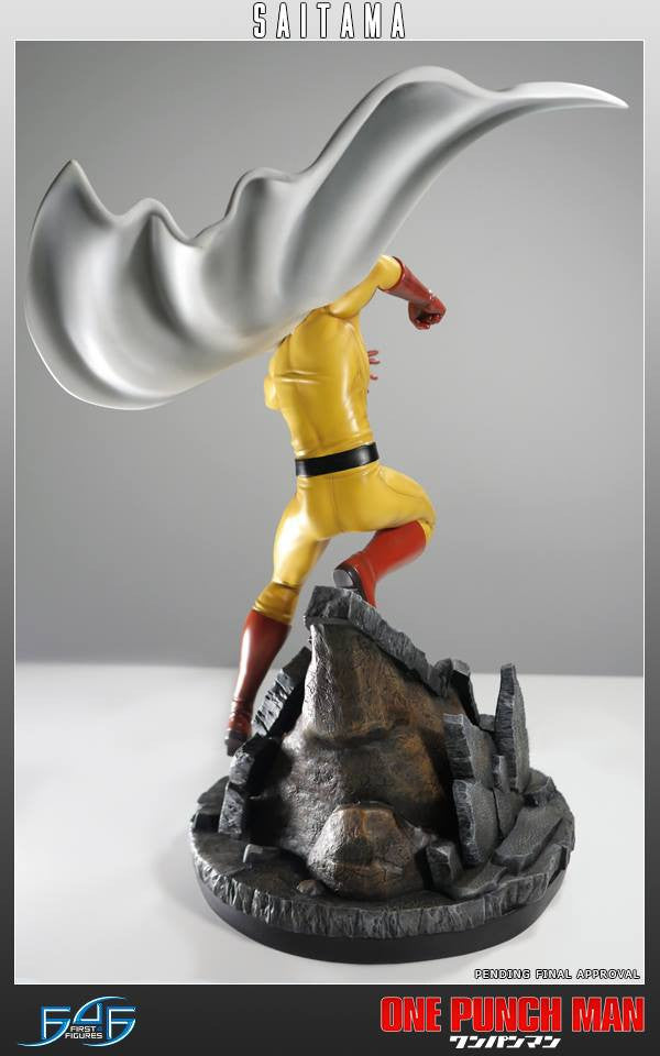 First 4 Figures - One-Punch Man - Saitama - Marvelous Toys - 14