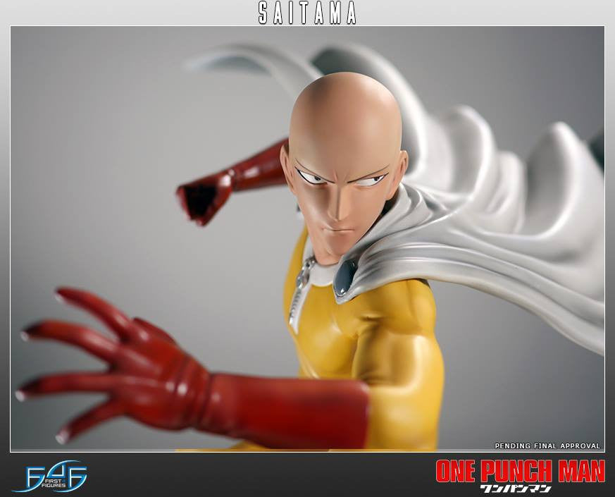 First 4 Figures - One-Punch Man - Saitama - Marvelous Toys - 15