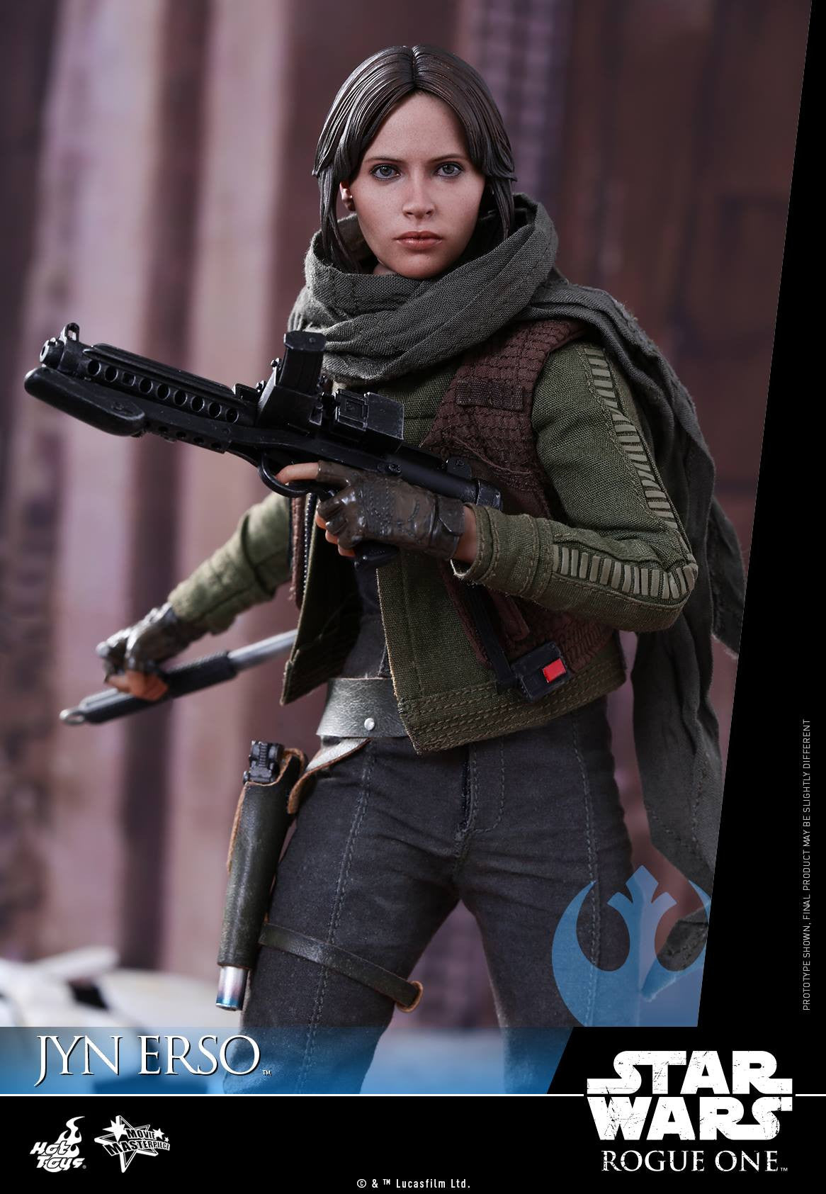 Hot Toys - MMS404 - Rogue One - A Star Wars Story - Jyn Erso - Marvelous Toys - 14