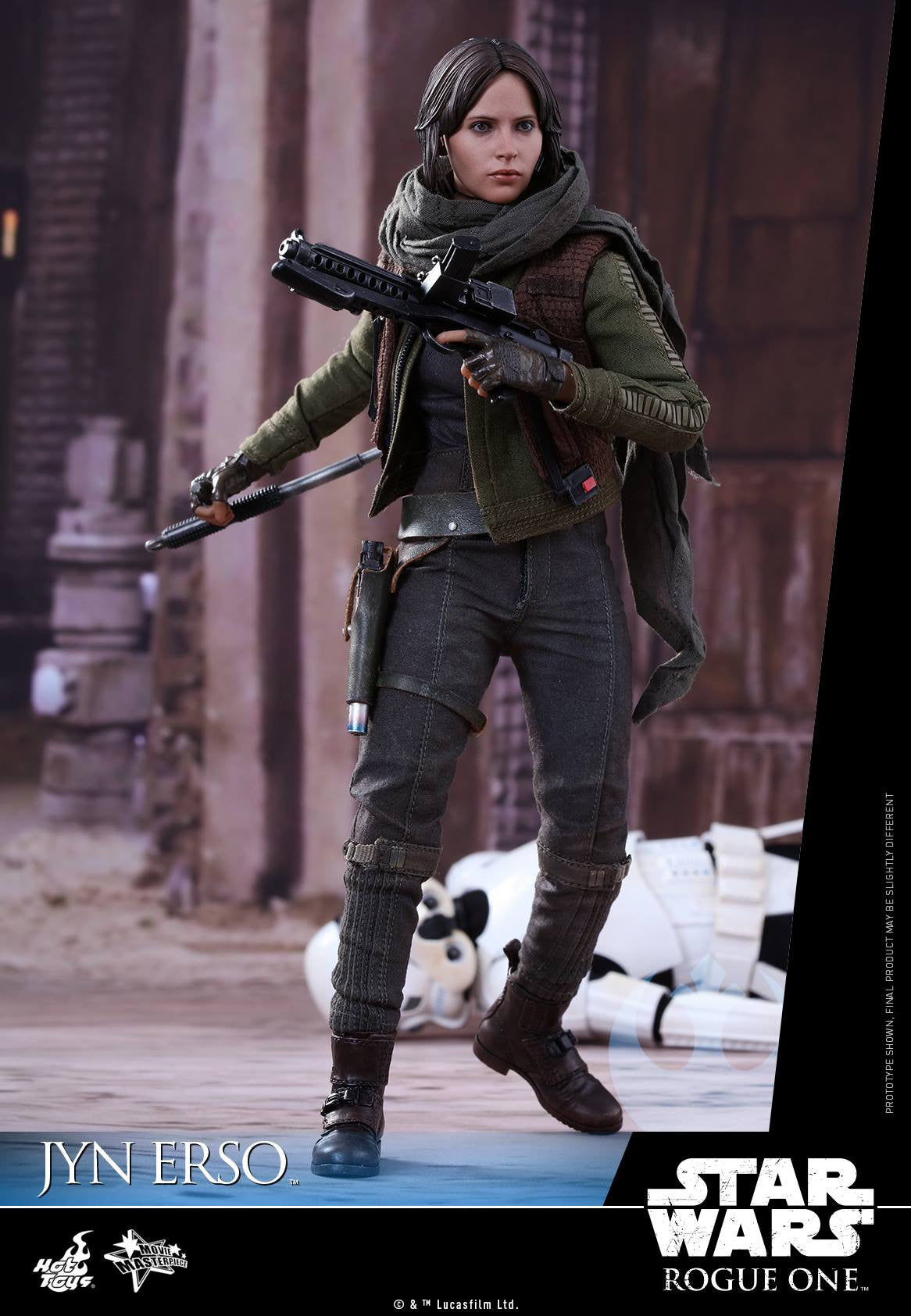 Hot Toys - MMS404 - Rogue One - A Star Wars Story - Jyn Erso - Marvelous Toys - 15