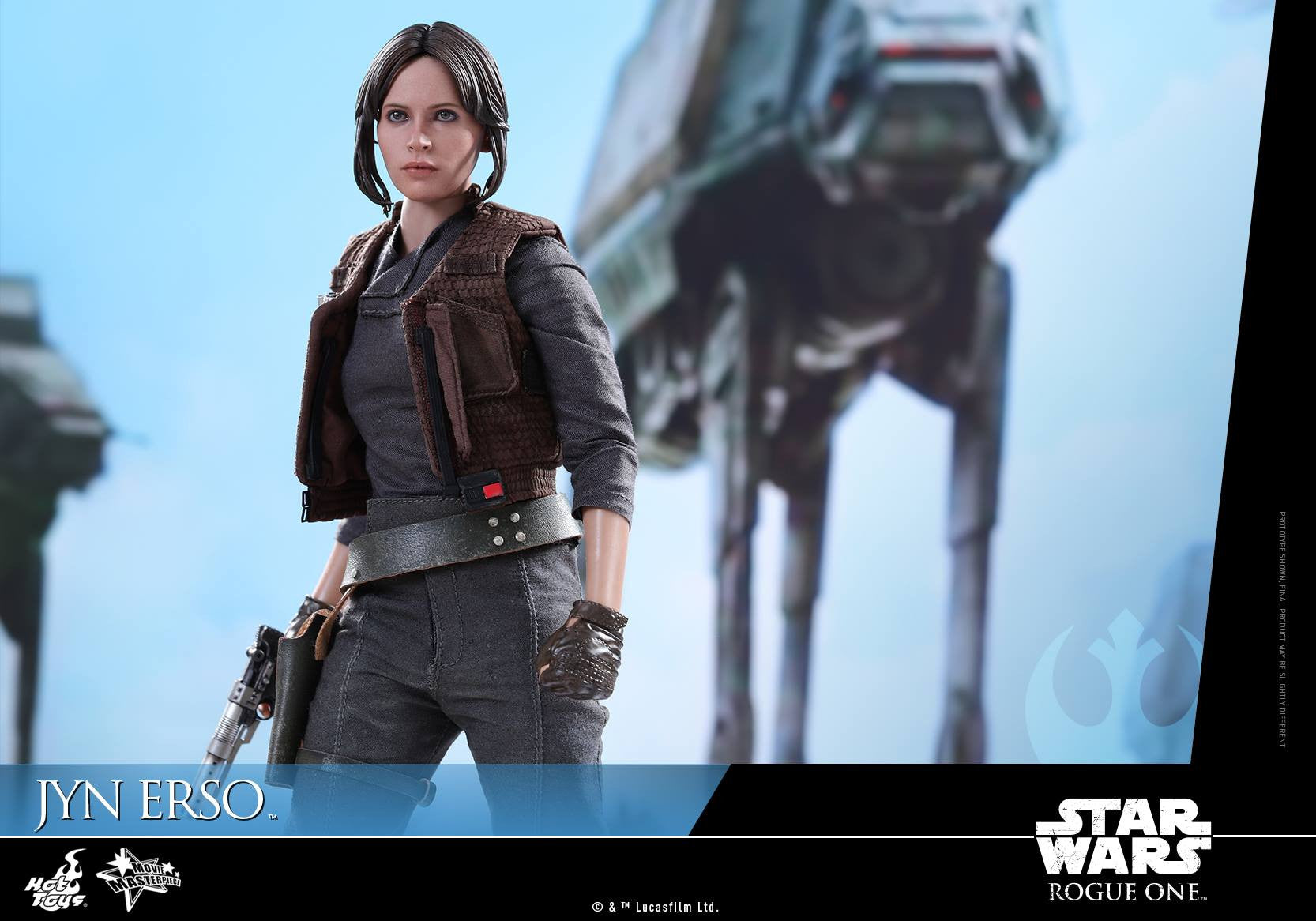 Hot Toys - MMS404 - Rogue One - A Star Wars Story - Jyn Erso - Marvelous Toys - 16
