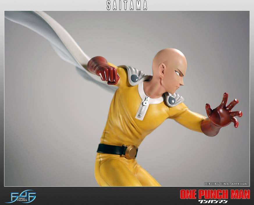 First 4 Figures - One-Punch Man - Saitama - Marvelous Toys - 17