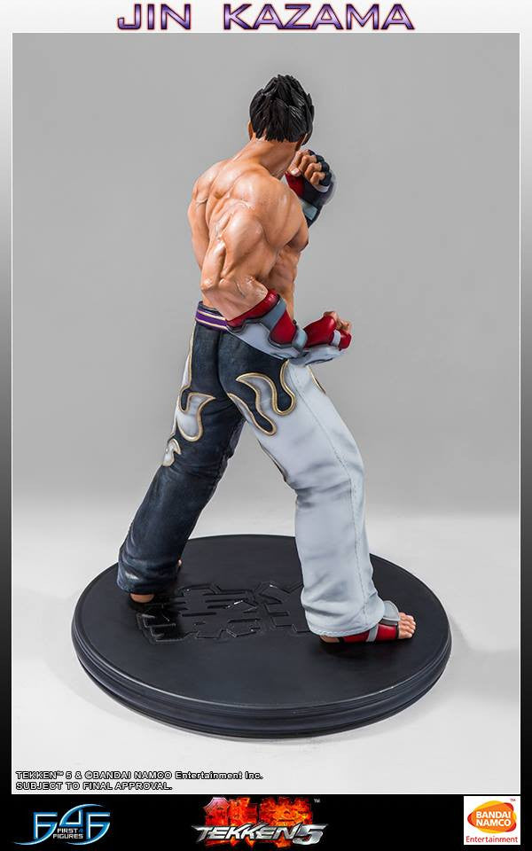 First 4 Figures - Tekken 5 - Jin Kazama - Marvelous Toys - 10