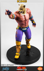 First 4 Figures - Tekken 5 - King - Marvelous Toys - 9