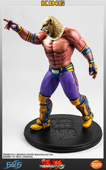 First 4 Figures - Tekken 5 - King - Marvelous Toys - 10