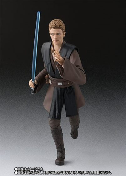 S.H.Figuarts - Star Wars: Attack of the Clones - Anakin Skywalker (TamashiiWeb Exclusive) (Early Purchase Edition) - Marvelous Toys - 4