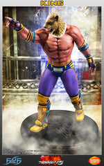 First 4 Figures - Tekken 5 - King - Marvelous Toys - 1