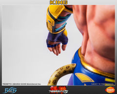 First 4 Figures - Tekken 5 - King - Marvelous Toys - 12