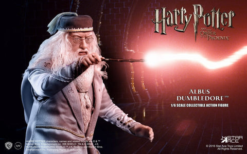Star Ace Toys - SA0023 - Harry Potter and the Order of the Phoenix - Albus Dumbledore II - Marvelous Toys - 2