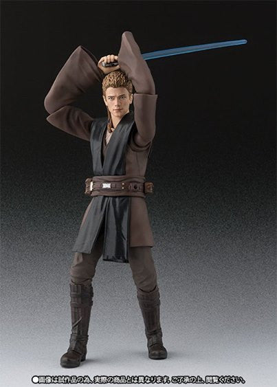 S.H.Figuarts - Star Wars: Attack of the Clones - Anakin Skywalker (TamashiiWeb Exclusive) (Early Purchase Edition) - Marvelous Toys - 5