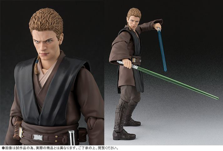 S.H.Figuarts - Star Wars: Attack of the Clones - Anakin Skywalker (TamashiiWeb Exclusive) (Early Purchase Edition) - Marvelous Toys - 3