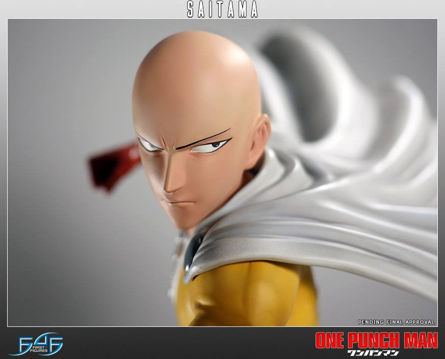 First 4 Figures - One-Punch Man - Saitama - Marvelous Toys - 19