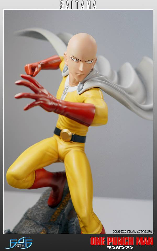 First 4 Figures - One-Punch Man - Saitama - Marvelous Toys - 20