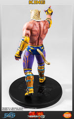 First 4 Figures - Tekken 5 - King - Marvelous Toys - 15