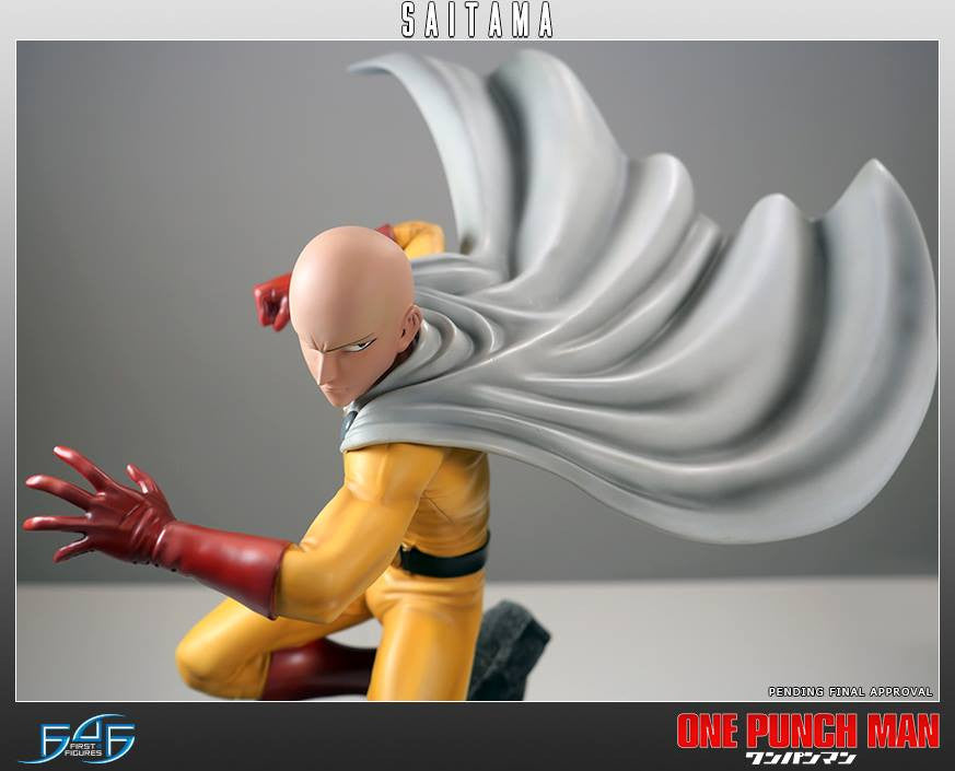 First 4 Figures - One-Punch Man - Saitama - Marvelous Toys - 21