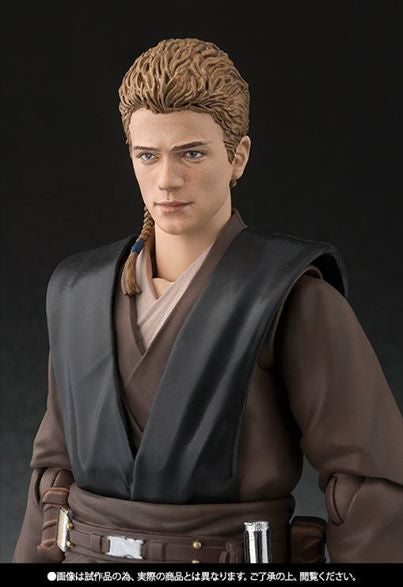 S.H.Figuarts - Star Wars: Attack of the Clones - Anakin Skywalker (TamashiiWeb Exclusive) (Early Purchase Edition) - Marvelous Toys - 6